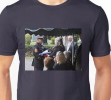 Thanking Your Father For His Service Unisex T-Shirt