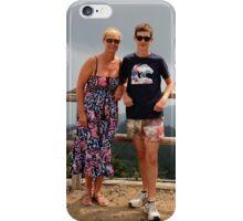 Siân and Chris, Mottarone iPhone Case/Skin