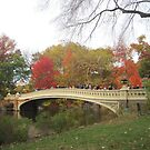 The Bow Bridge in Autumn by Patricia127