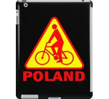 POLAND iPad Case/Skin