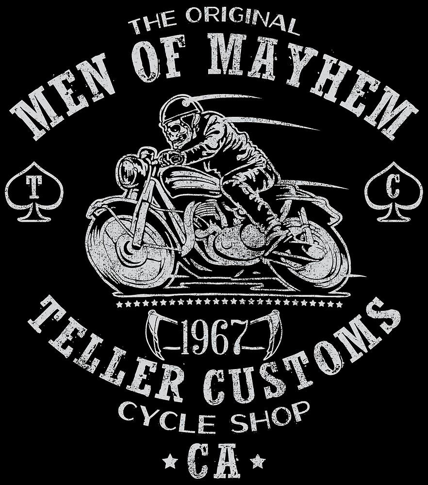 Teller Customs by CoDdesigns