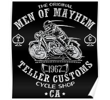 Teller Customs Poster