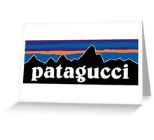 patagucci Greeting Card