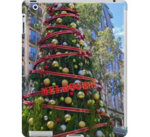 Xmas in Melbourne iPad Case/Skin