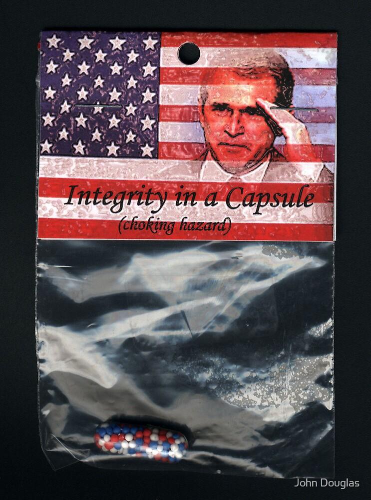 Integrity in a Capsule by John Douglas