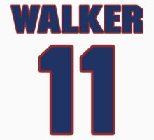 Basketball player Jimmy Walker jersey 11 by imsport