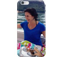 Megs, il Lago di Garda iPhone Case/Skin