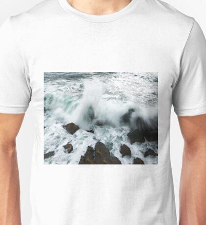 Coast of The Black Sea, Romania Unisex T-Shirt