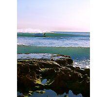 North Beach barrel Photographic Print