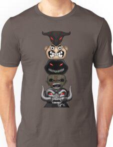 Totem of the Metal Mascots Unisex T-Shirt