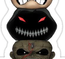 Totem of the Metal Mascots Sticker