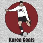 Korea Goals by LettuceGnome
