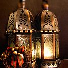 Christmas Lanterns by Coralie Pittman