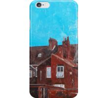 Hull, Backs of Houses iPhone Case/Skin