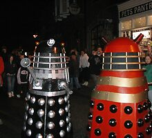 Dalek race by xxhelen90xx