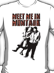 Meet Me In Montauk T-Shirt