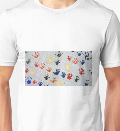 ...this is the hand you used to hold when i was only 5 years old... T-Shirt
