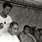 beauty salon by dominiquelandau