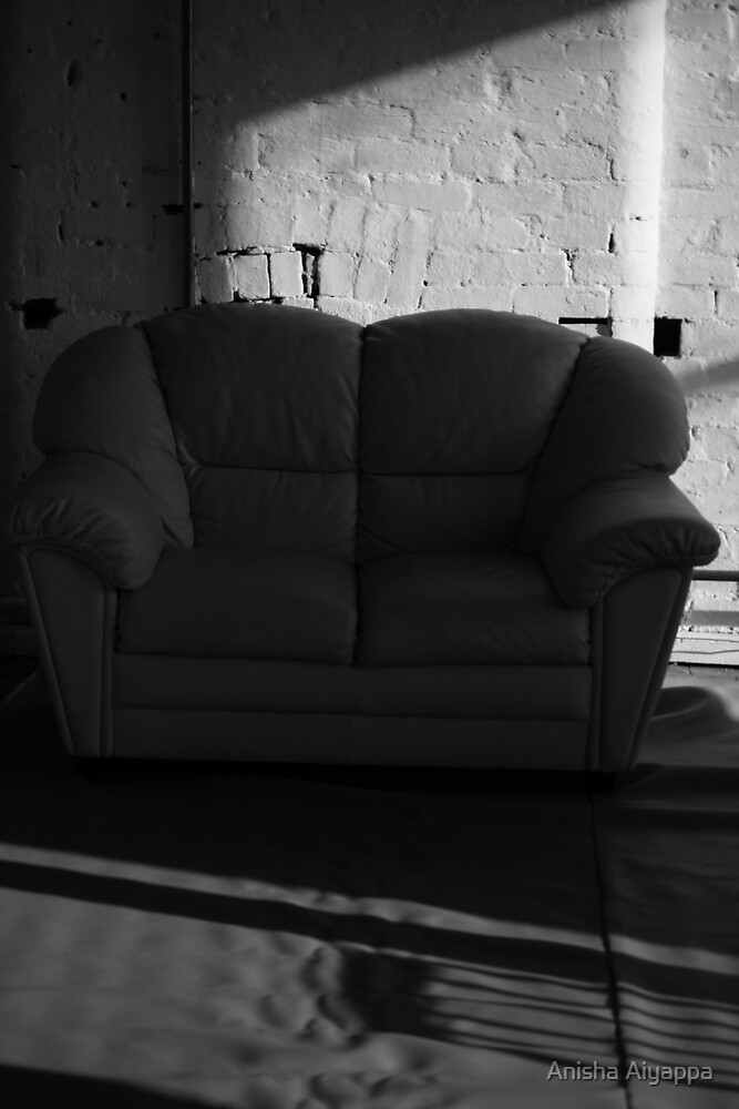 couch potato by Anisha Aiyappa