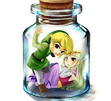 LoZ Bottled by coizy
