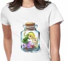 LoZ Bottled Womens Fitted T-Shirt