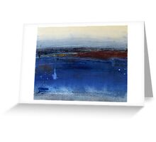 Clear Day Geelong  Greeting Card
