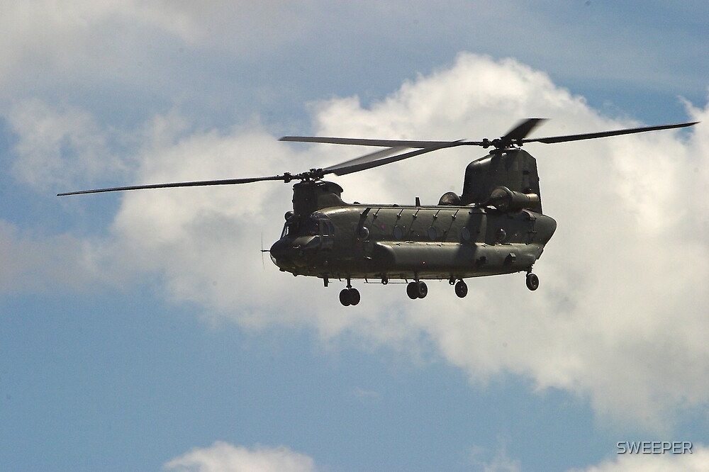 Chinook by SWEEPER