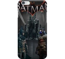 Batman Vs The Arkham Knight iPhone Case/Skin