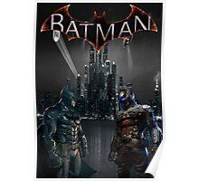 Batman Vs The Arkham Knight Poster