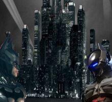 Batman Vs The Arkham Knight Sticker