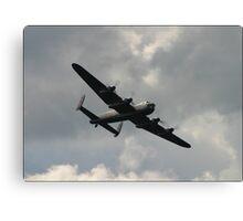 Lancaster 1 Canvas Print