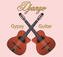 Django Gypsy Guitar  Kids Clothes