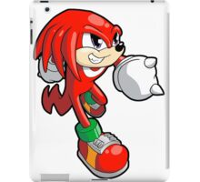 Sonic the Hedgehog - Knuckles iPad Case/Skin