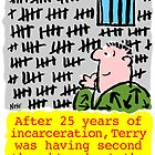 25 years jail. by NigelSutherland