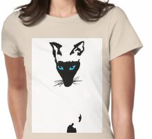 Mystery Womens Fitted T-Shirt