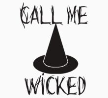 Wicked Witch Kids Tee