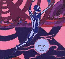 Cosmic Man by Caroline Munday
