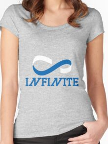 Infinite New Challenge Women's Fitted Scoop T-Shirt