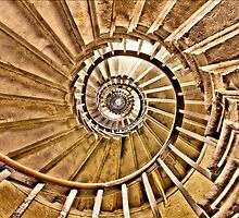 Monument spiral by Terence J Sullivan