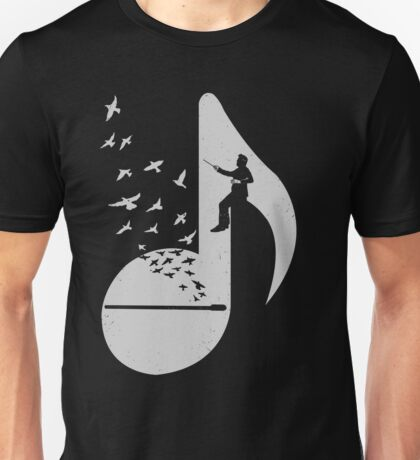 Musical Note- Conductor Unisex T-Shirt