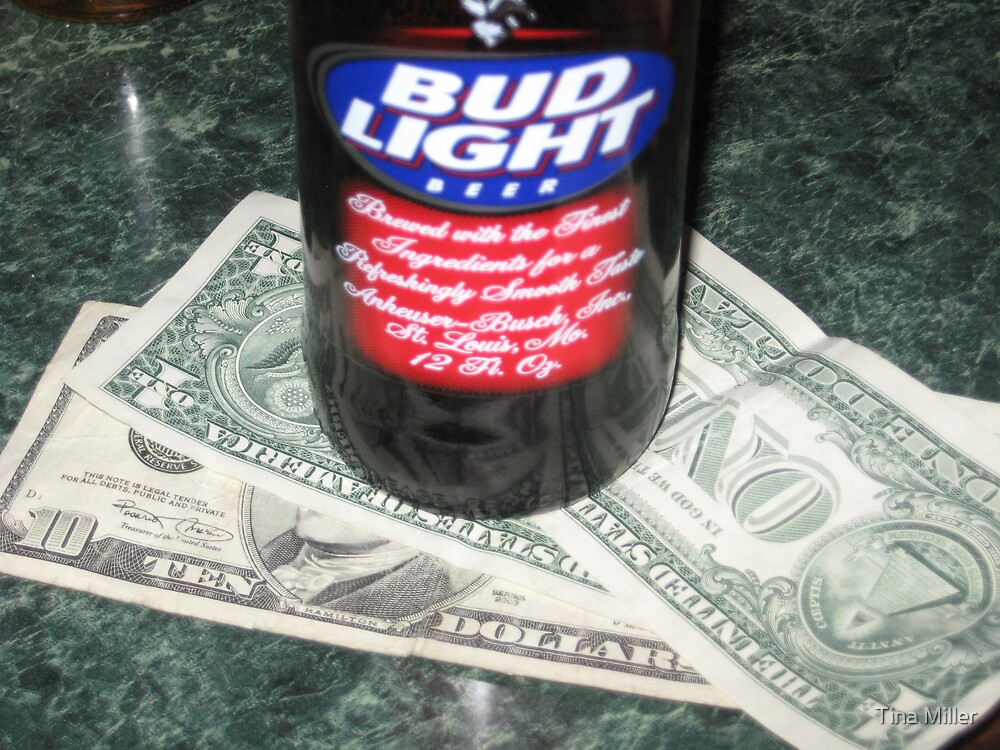 Beer Money by Tina Miller