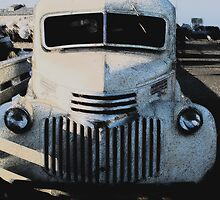 Classic Car by Sarah Madsen