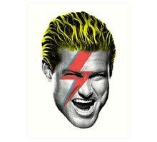 Dolph Ziggy Art Print