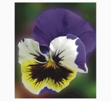 Cheerful Pansy Kids Clothes