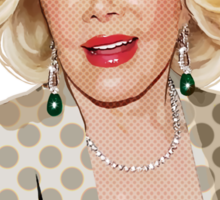 Joan Rivers  Sticker