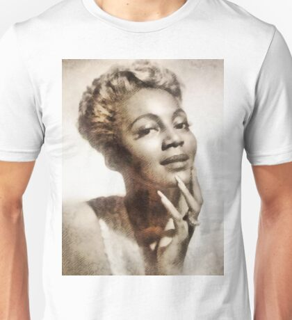 Joyce Bryant, Vintage Singer and Actress Unisex T-Shirt