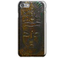 TRIMURTI SCULPTURE iPhone Case/Skin