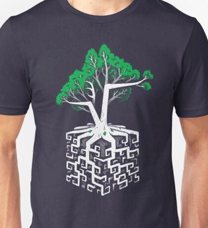 Cube Root Unisex T-Shirt