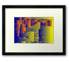 Untitled 20141020 Framed Print