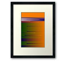 Untitled 20141023a Framed Print